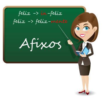 Os afixos modificam as palavras no nível gramatical e semântico