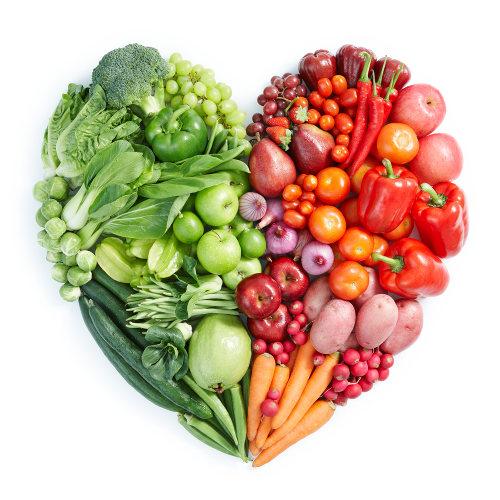 Os alimentos fornecem nutrientes necessários para o corpo