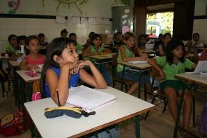 Os alunos são as principais vítimas da baixa qualidade da educação.