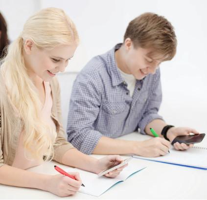 Os aplicativos educacionais permitem, entre outras coisas, uma maior interação entre alunos e professores