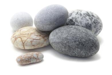 Os diferentes tipos de rocha em sala de aula