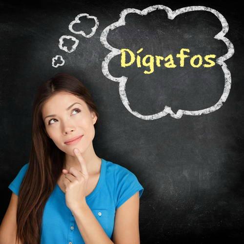 Os Dígrafos da Língua Portuguesa acontecem quando duas letras representam um só fonema