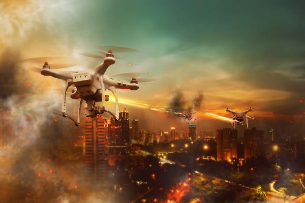 Os drones transformaram-se em uma das principais armas na luta contra os supostos terroristas