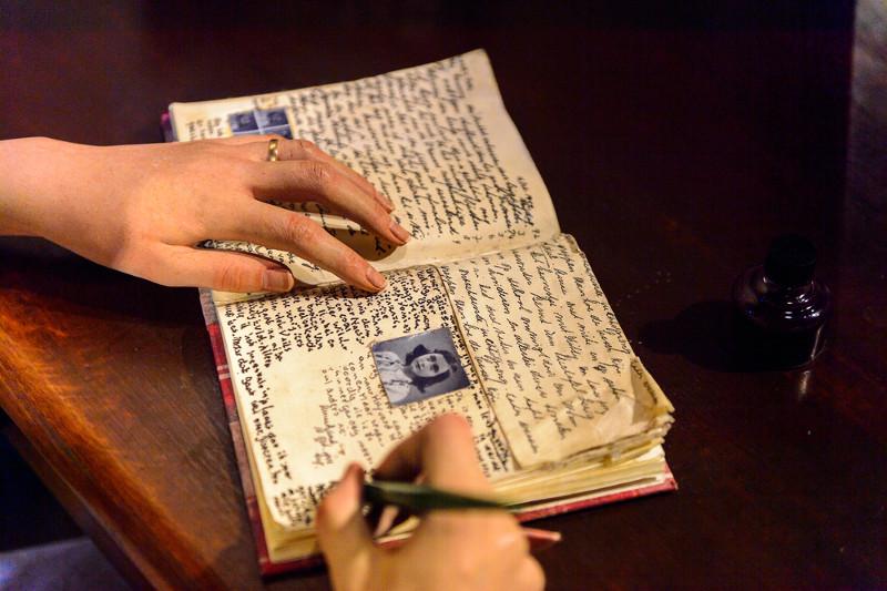 Os escritos de Anne Frank se transformaram em uma referência sobre o Holocausto.