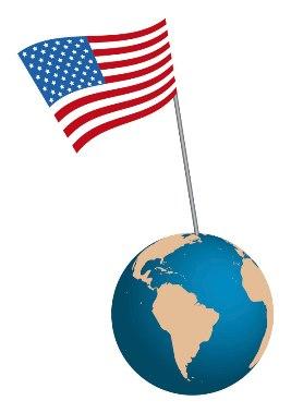 Os Estados Unidos exercem um poder sem precedentes em todo mundo