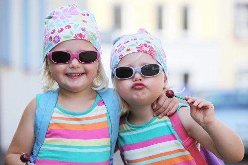 Os gêmeos idênticos são formados a partir do mesmo zigoto