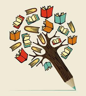 Os livros são muito importantes para a aprendizagem dos pronomes