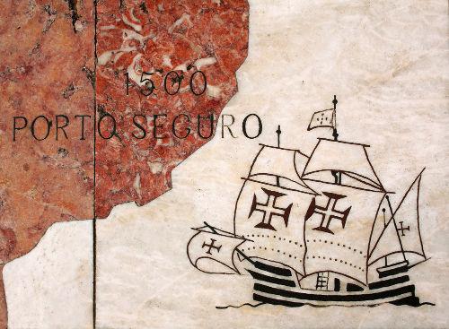 Os mapas são um importante recurso a ser utilizado em sala no ensino de História do Brasil
