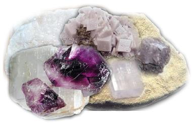 Os metais alcalinoterrosos são assim chamados pois estão presentes principalmente na terra, como em minérios