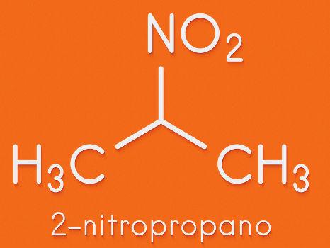 Os nitrocompostos apresentam em sua estrutura o grupo nitro (NO<sub>2</sub>)