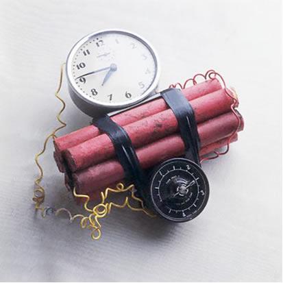 Os nitrocompostos aromáticos são muito usados como explosivos