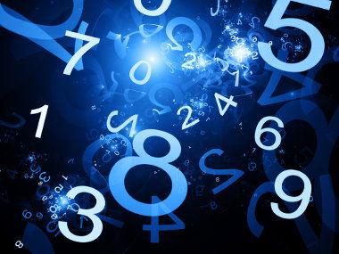 Os números primos fazem parte do sistema de numeração e a sua divisão não é exata