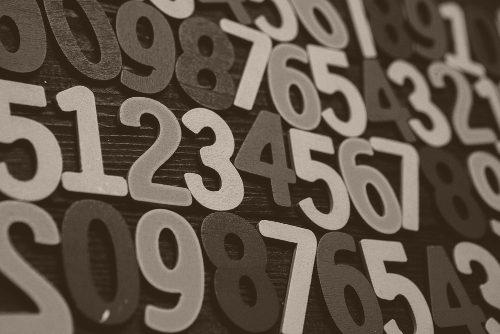 Os números racionais podem ser escritos na forma de fração