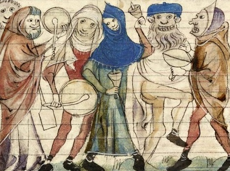 Os povos antigos promoviam a inversão do mundo em diferentes manifestações populares