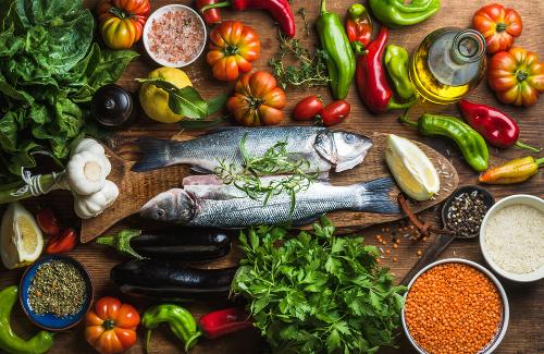 Os sais minerais podem ser encontrados em diversos alimentos