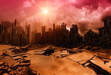 Os terremotos, quando intensos, podem causar graves danos socioambientais