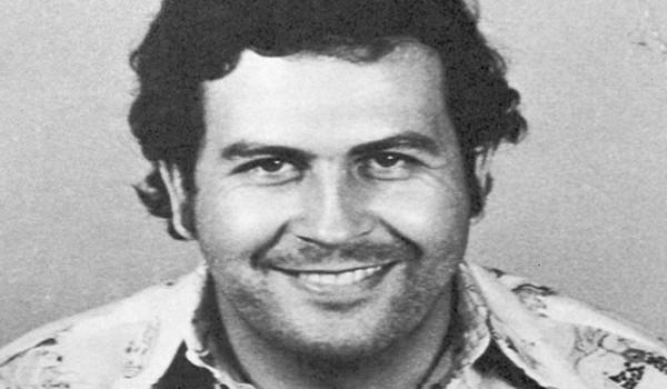 Pablo Escobar tornou-se um dos homens mais ricos do mundo com o tráfico de cocaína