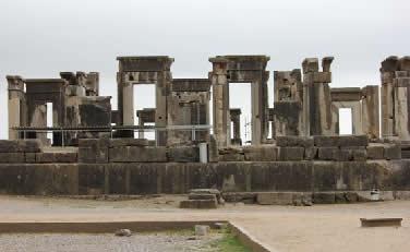 Palácio do Rei Dario I, o Grande