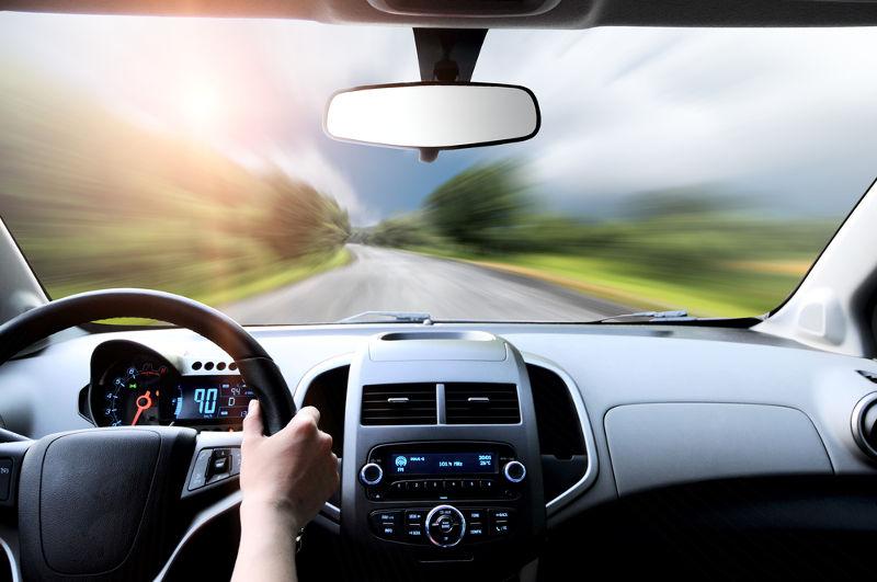 Para determinar a velocidade média, basta dividir a distância total percorrida pelo tempo  gasto no deslocamento