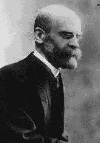 Para Durkheim, o homem naturalmente cria falsas noções do que são as coisas que o rodeiam