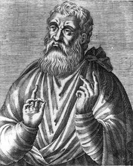 Para Justino, o Mártir, é possível perceber uma relação entre filosofia e cristianismo