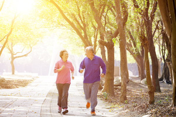 Para ter uma vida saudável, é necessário garantir um bem-estar físico, mental e social.