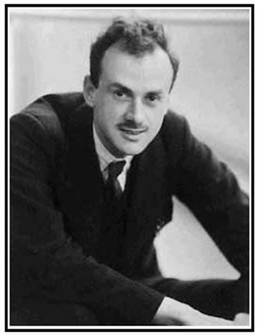 Paul Dirac, físico que descobriu a antipartícula