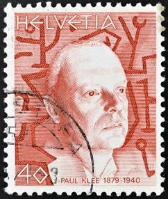 Paul Klee, um dos vários artistas combatidos pelos nazistas.*