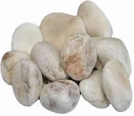 Pedra está associada a um significante e a um significado