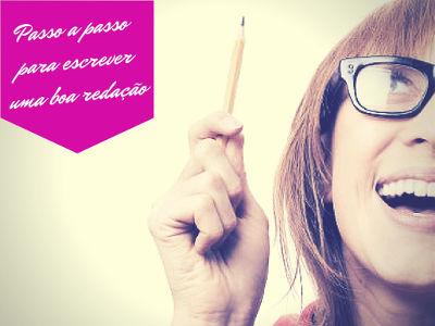 Pensar no tema, definir um plano de trabalho e elaborar um título atraente são dicas para você escrever uma boa redação