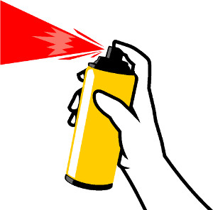 Pesticidas podem causar asma ao homem