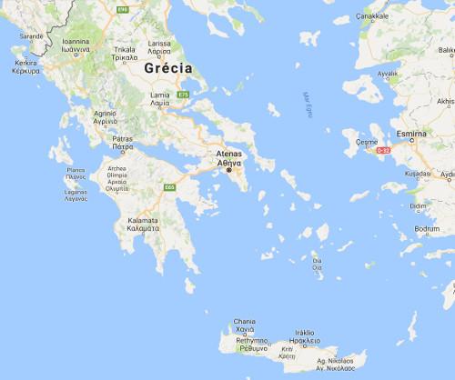 <p>O arquipélago grego inclui mais de 6000 ilhas espalhadas pelo Mar Egeu e o Mar Jônico.<sup>1</sup></p>
