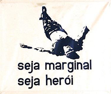 Poesia Marginal: livre dos padrões de produção e distribuição.