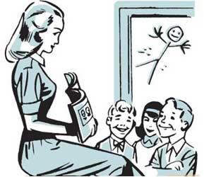O professor não deve usar apenas uma tendência pedagógica isoladamente, mas se apropriar de todas para saber qual será a mais eficaz de acordo com cad