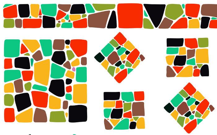 Quadriláteros são formados por apenas quatro lados