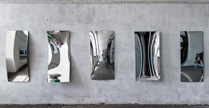 Quando a imagem formada por um espelho é invertida em relação ao seu objeto, essa imagem é chamada de imagem real.