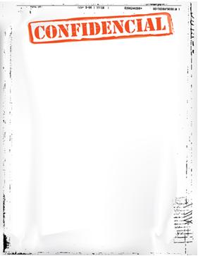 Quer escrever uma mensagem confidencial? Aprenda como no experimento a seguir