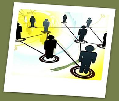 Redes sociais: uma ferramenta utilitária