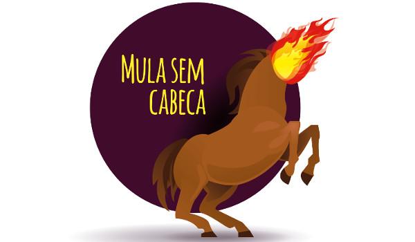Representação da mula sem cabeça