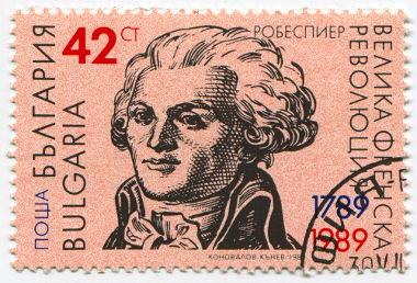 Robespierre foi um dos principais líderes jacobinos e um exímio orador *