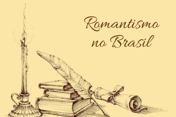 O Romantismo no Brasil foi um movimento literário que consagrou grandes nomes de nossa literatura.
