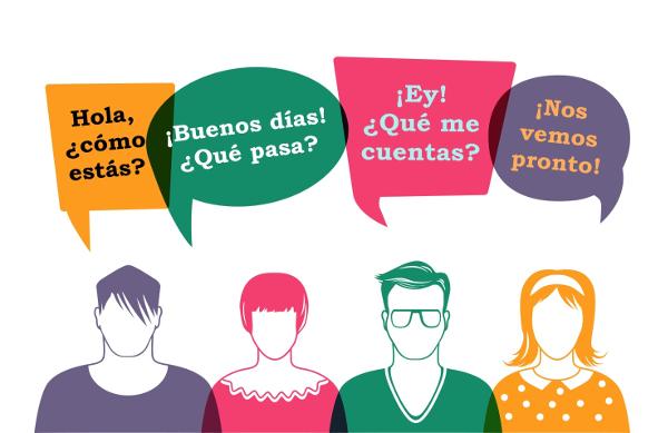 Saber cumprimentar ou se despedir de alguém é indispensável quando interagimos em outro idioma