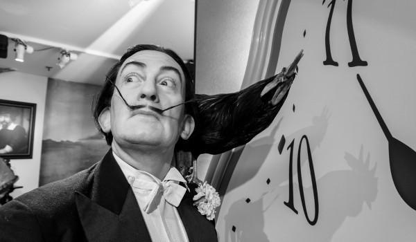 Salvador Dalí é considerado o mestre do Surrealismo Crédito: Olena Z / Shutterstock
