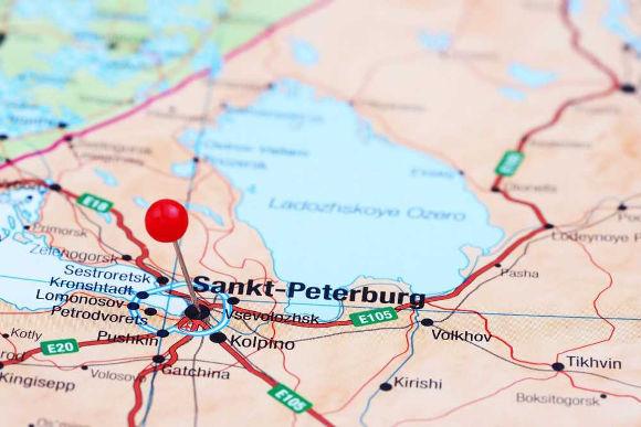 São Petersburgo (Sankt-Peterburg) é uma das cidades mais importantes da Rússia