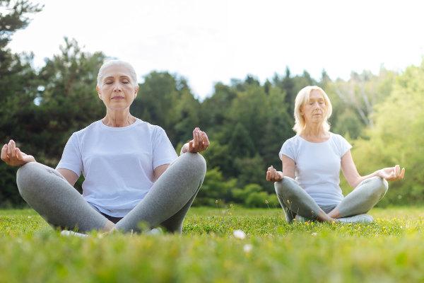 Saúde envolve o bem-estar físico, mental e social.