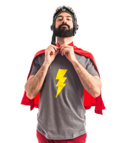 Se alguém corresse como o Flash, poderia acumular uma energia equivalente à da Tsar Bomb