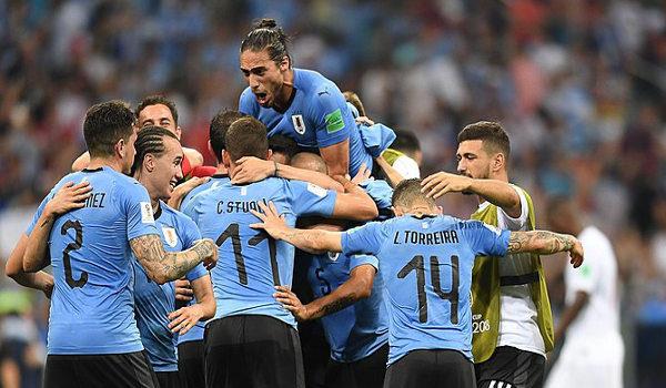 Uruguai é o maior campeão da Copa América.*