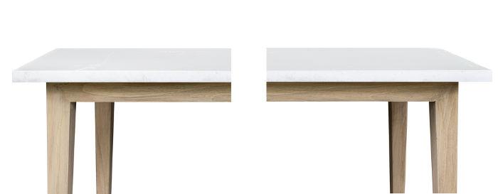 Semiplano formado pela divisão da superfície da mesa