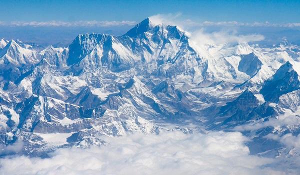 Seria realmente o Everest a maior montanha do nosso planeta?
