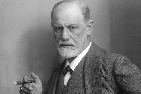 Freud é considerado o fundador da psicanálise. [1]